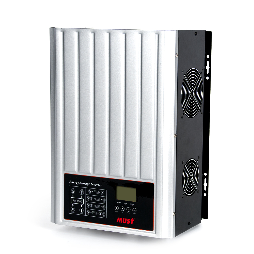 Low Frequency On/Off Grid Hybrid Solar Inverter PH3000 Single-phase Series 3kw