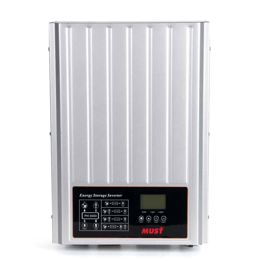 Low Frequency On/Off Grid Hybrid Solar Inverter PH3000 Single-phase Series 4kw