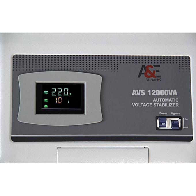 A&E Dunamis 12kVa Voltage Stabilizer