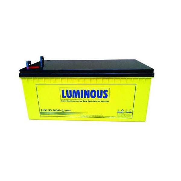 Luminous 12v/200ahGel Battery