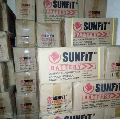 SUNFIT 12V/200AH Deep Cycle Battery