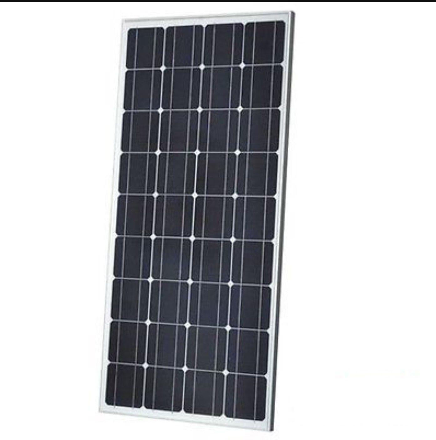 SUNSHINE 130 WATTS MONOCRYSTALLINE SOLAR PANEL