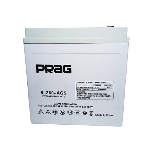 6V 260AH Inverter Standard Battery